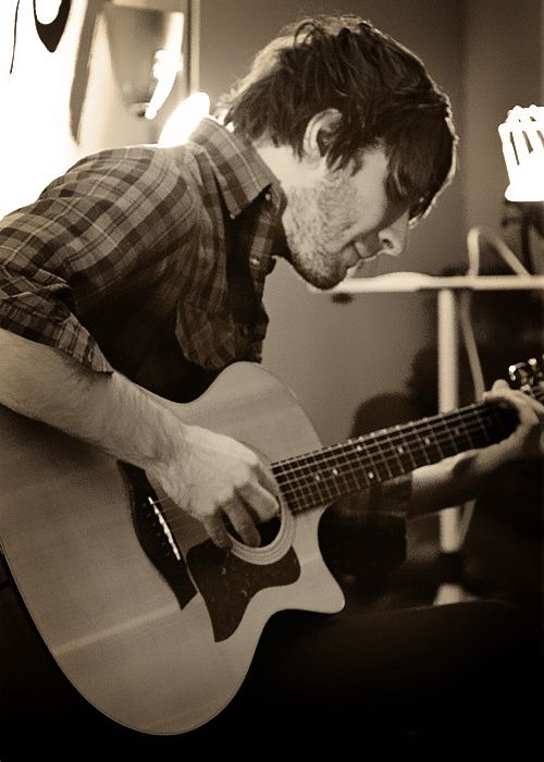 Adam Young from Owl City :)