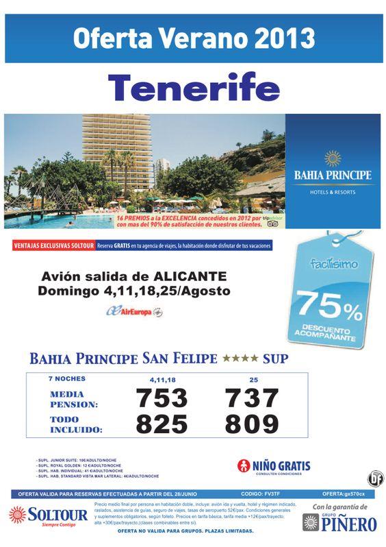 75% Bahia Principe San Felipe salidas desde Alicante - http://zocotours.com/75-bahia-principe-san-felipe-salidas-desde-alicante/