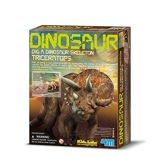 Triceratops Skeleton 004M3228 4M