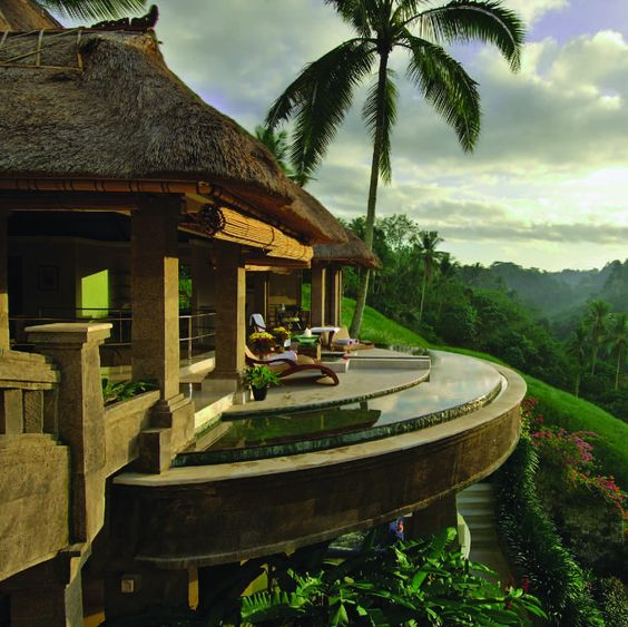 Lembah Spa at Viceroy Bali Hotel, Indonesia Good spa, magical view Rooms are fabulous but can be a bit cold. Villa pools don't get direct sun but pretty sumptuous nonetheless.  The best villa is the royal villa - that was an unbelievable few days - wow