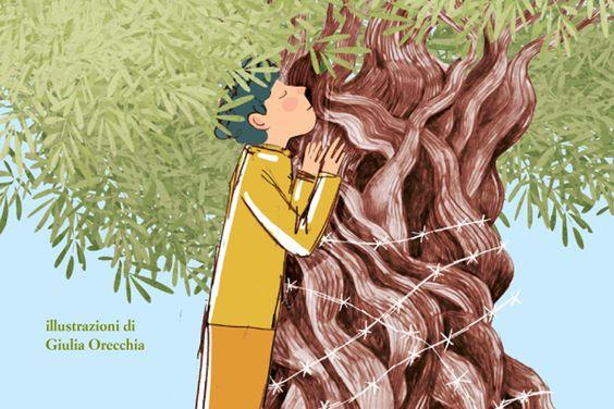 L'albero della memoria - Anna e Marco Sarfatti, Giulia Orecchia