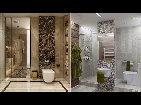 Top 100 Small Bathroom Design Ideas Modern Bathroom Floor Tiles Wall Tiles 2020 Youtu In 2020 Bathroom Designs Images Modern Bathroom Renovations Modern Bathroom