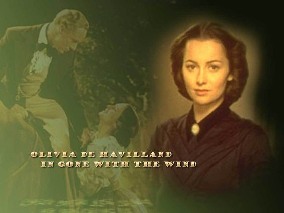 Olivia de Havilland - Olivia de Havilland Wallpaper (6297776) - Fanpop: