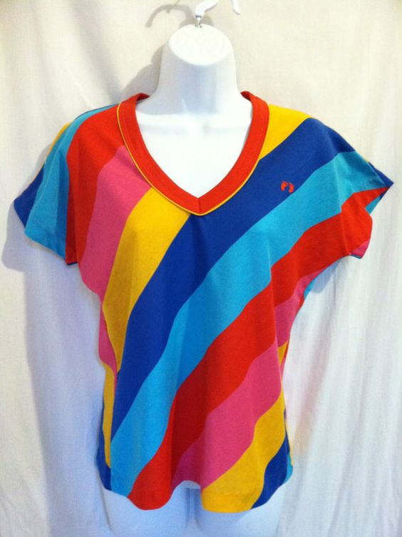 long dress t shirts 70s