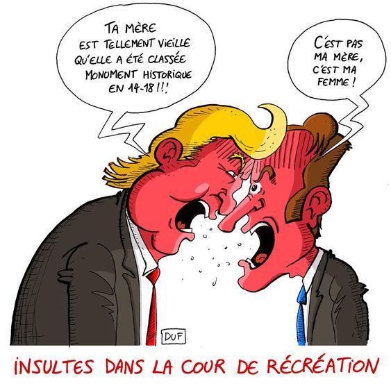 © DUF - Dessins de presse