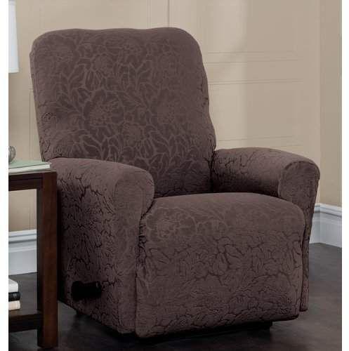 Box Cushion Recliner Slipcover Recliner Slipcover Slipcovers Furniture Slipcovers