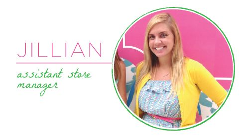 Introducing the Lilly Pulitzer Towson Town Center team!