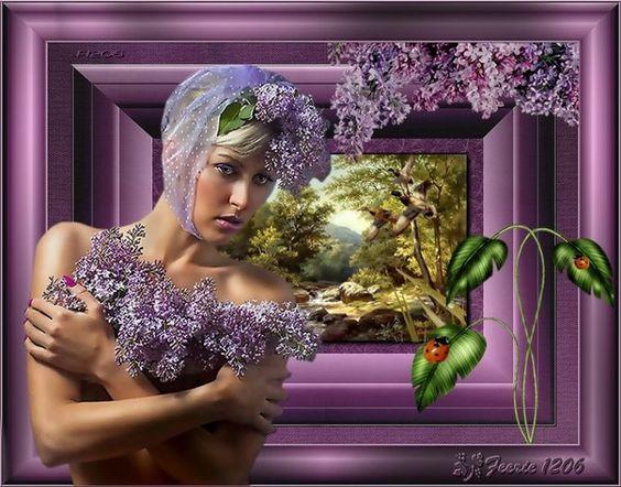 Belle image ... Femme