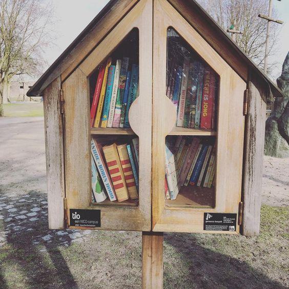 boekenhuisje Overpelt