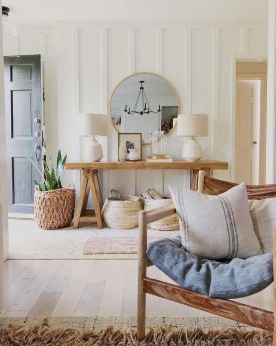 Comfortable Coastal Living Room Interior Ideas 19