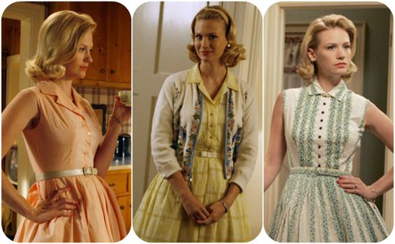 A Stitching Odyssey: Mad Men style files #7 - Betty Francis (nee Draper)