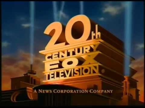 20th Century Fox Television Logo 1995 20th Century Fox San