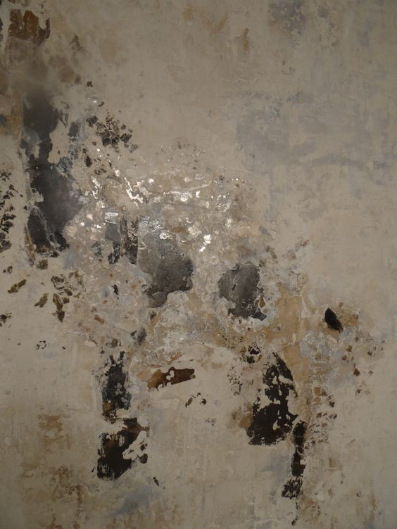 Venetian Plaster with embedded Mica.  This is a very dramatic iteration.  It can be far more subtle.