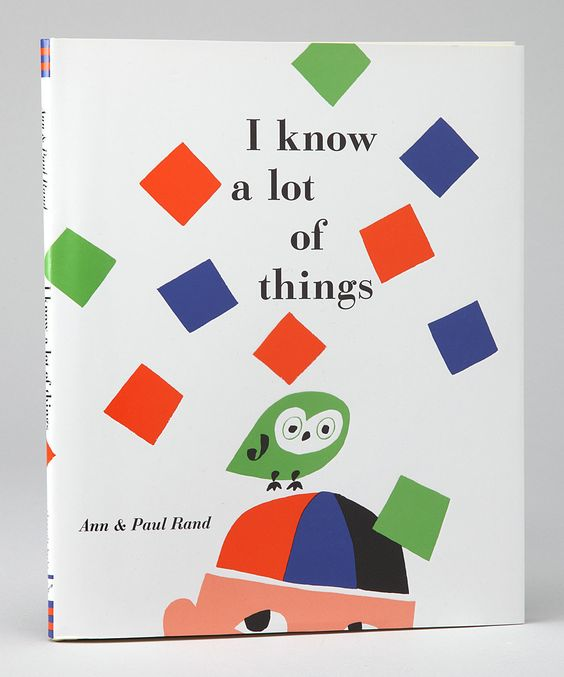Take a look at this I Know a Lot of Things Hardcover on zulily today!