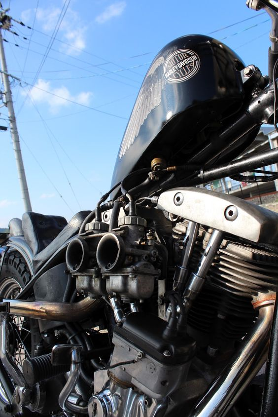 Motorcycles - Cars - Girls - Style In that order アレクサンダー