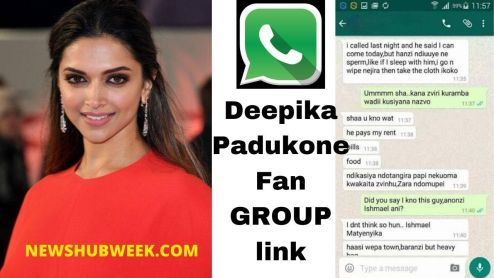 Join 10 Deepika Padukone Fans Whatsapp Groups Links Latest Deepika Padukone Whatsapp Group Group