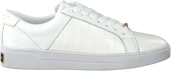 Witte Ted Baker Sneakers BWEEN