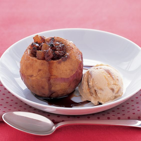 Baked Apples Recipe | Martha Stewart