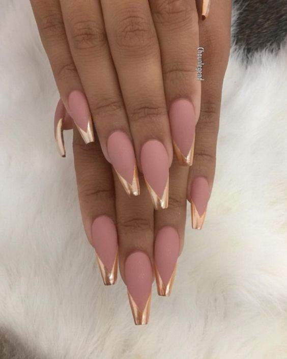 When Matte meets Chrome! For @ohmy_janai: