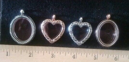 Vintage inspired floating charms lockets ... email DNACustomJewelry@gmail.com
