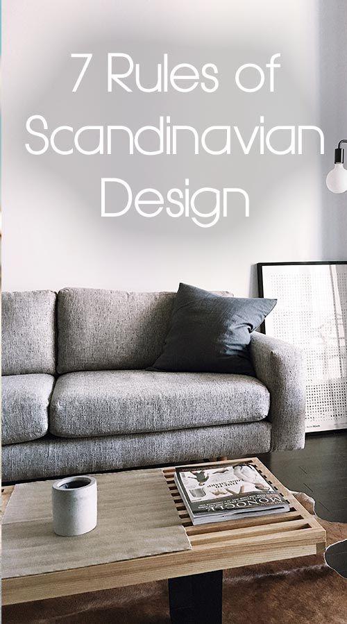 7 Rules Of Scandinavian Design Scandinavian Design Living Room Scandanavian Interior Design Scandinavian Home Interiors