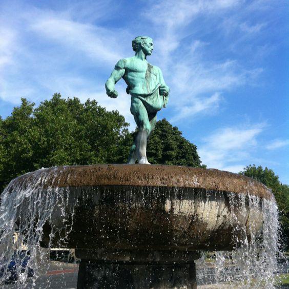 Hannover, Brunnen