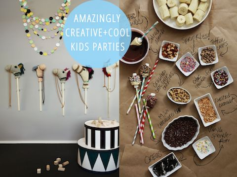 15 amazingly creative and cool kids parties birthdays holidays