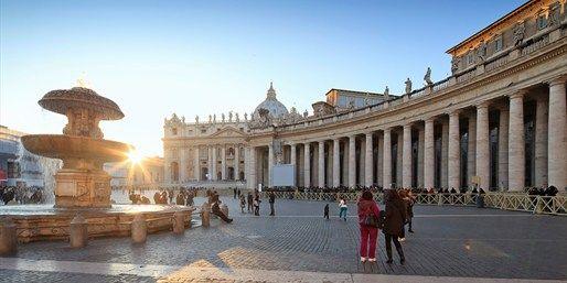 ab 177 € -- Herbstreise nach Rom mit 3*-Hotel & Flug