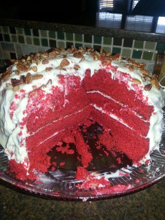 Red Velvet Cake Trisha Yearwood