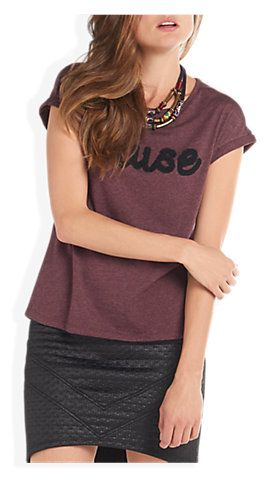 Top Met Tulle Bordeaux - Costes Fashion