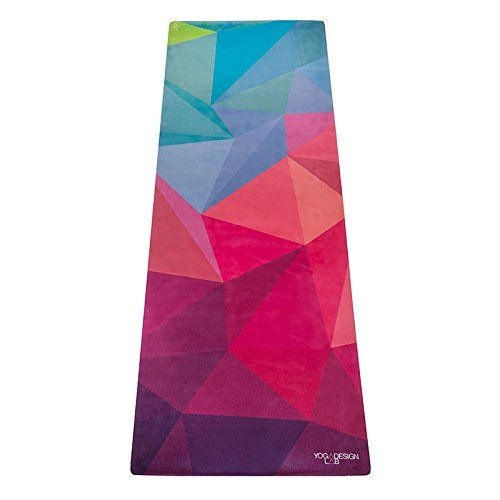 The Combo Mat. All-In-One Mat/Towel Designed for Bikram, Hot Yoga, Pilates, or Sweaty Practice. Eco-Friendly Materials. Two Products in One. No More Slipping With Sweat. Machine Washable. Includes Carrying Strap. Money Back Guarantee. (Geo) Yoga Design Lab http://smile.amazon.com/dp/B00PD8JOTW/ref=cm_sw_r_pi_dp_m0Mqwb1W5QTZ5