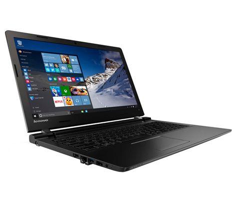 Lenovo IdeaPad 100  Lenovo IdeaPad 100Nieuw Ideapad 100Intel Core i5-5200U 22 GHz4GB 1333MHz156 inch - 1366  768 (720p)1TB HDD (1000 GB)Windows 10 HomeEen compacte lichte en zeer fraai ogende 14 laptop waarop Windows 10 prima kan draaien. De IdeaPad 100 is absoluut de goedkoopste laptop in zijn klasse. En als 'm bij Laptop-Kopen.nl bestelt dan weet je zeker dat je de laagste prijs betaalt! Mooi licht en dun design voor deze prijs. Tekstbestanden zijn uitstekend te lezen op het 1368 x 768 TN…