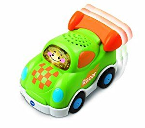 VTech Baby Toot-Toot Drivers Racer (Green): Amazon.co.uk: Toys & Games