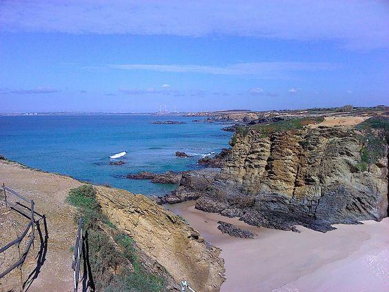 Praia Pequena / Praia do Banho - Porto Covo - Portugal