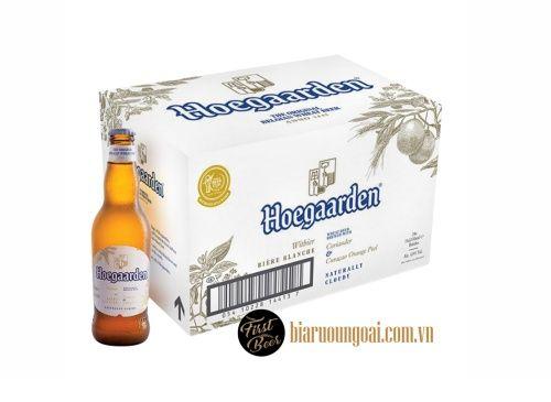 bia bỉ Hoegaarden white