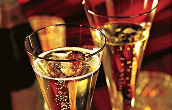 #Champagne cocktail recipes!