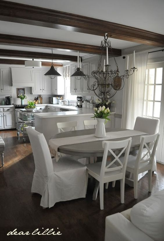 what color kitchen table with white cabinets gray kitchen table w white chairs adding some 28238