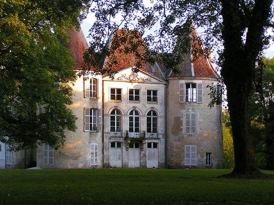 La château de Reynel - Champagne - Haute-Marne
