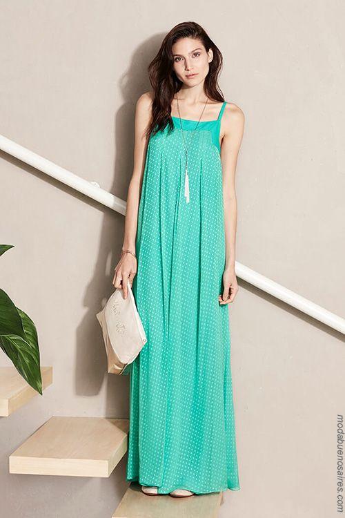 25 Vestidos Primavera Verano 2018 Vestidos Estilo Casual