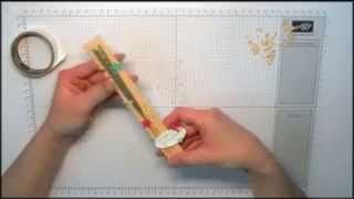 stampin up verpackung - YouTube