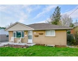 Beautiful guelph bungalow completely updated