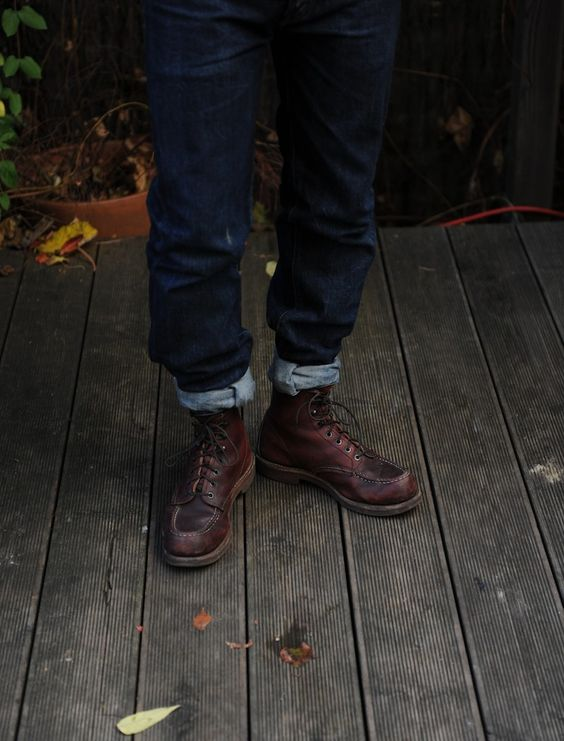 Red Wing 1905 | RUGGED RAGS | Pinterest | Red, Boots and Wings