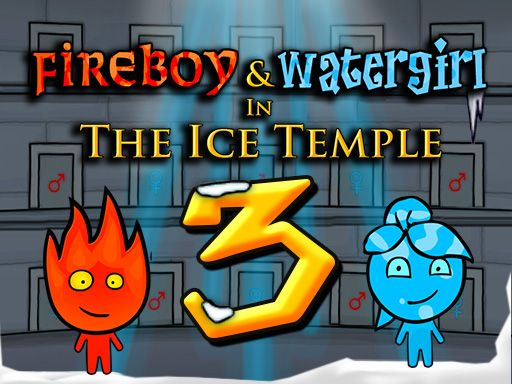 Fireboy And Watergirl 3 Ice Temple Id 31292 Fireboy And Watergirl Fun Math Games Online Games For Kids