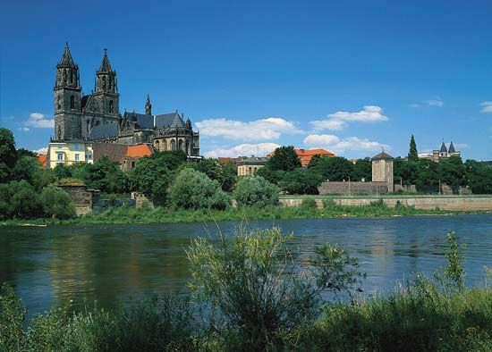 Magdeburg Germany I Lived Here For 4 Months World Cities Beautiful Places Places To Go