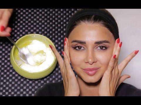 ماسك شد البشرة بمفعول البوتكس Youtube Beauty Skin Care Routine Beauty Care Skin Care Routine