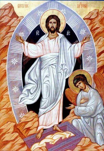 Jésus réssucité