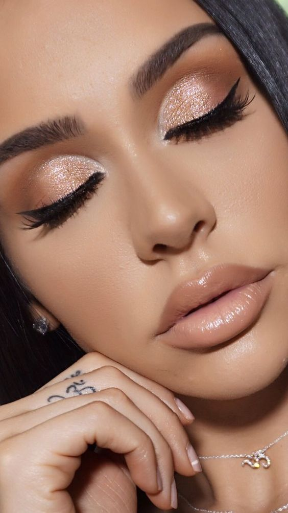 56 Trendy Smokey Eye Makeup Looks For Beginners 2019 Holiday