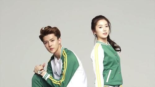 sehun and irene relationship