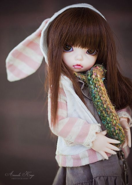 Pink Bunny - Doll