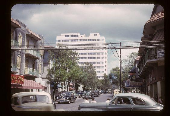 Ave. de Diego Santurce Dr. Fred Swartzendruber, 1948-1951